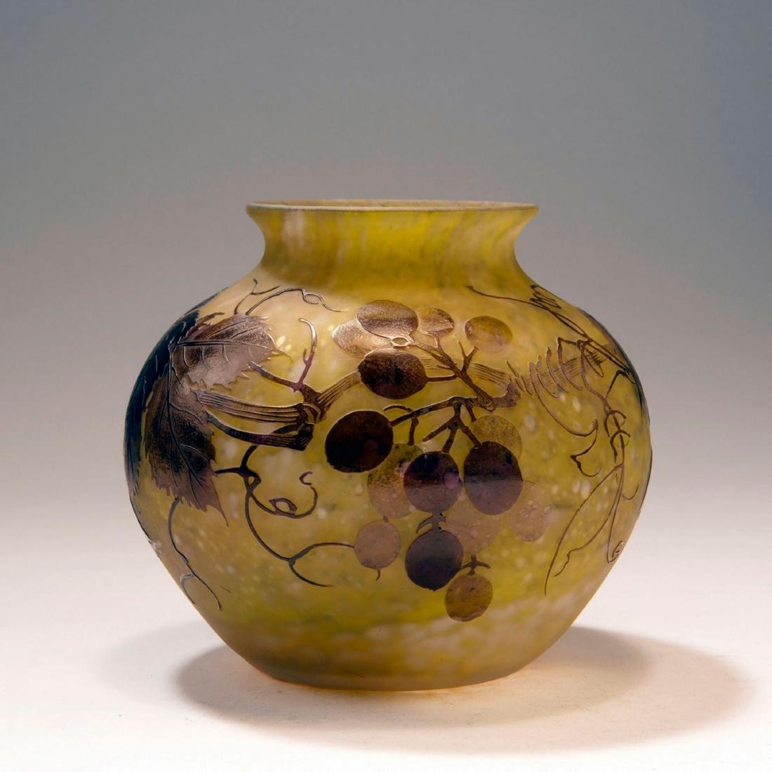 'Vigne' vase, 1920s