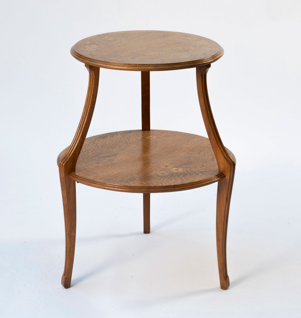 Side table, c. 1920 - 3