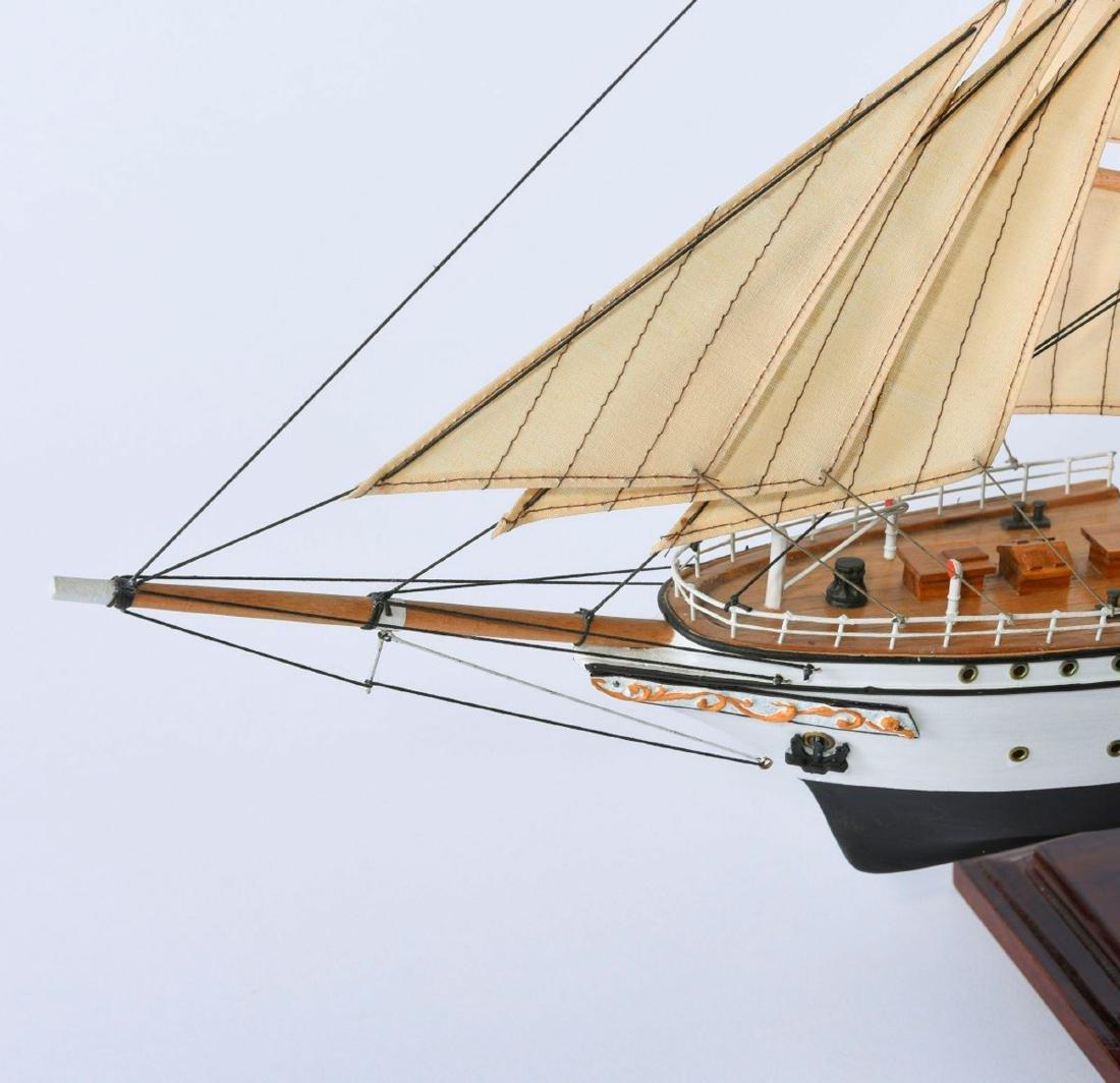 Model three-masted barque 'Mercator' - 2