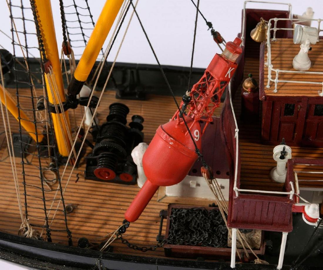 Model steamboat 'Bussard' - 3
