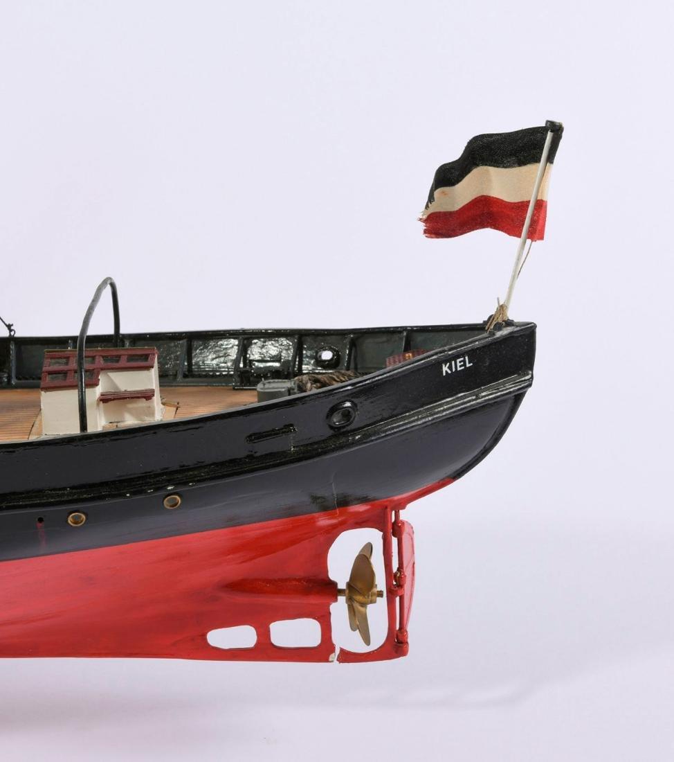 Model steamboat 'Bussard' - 4
