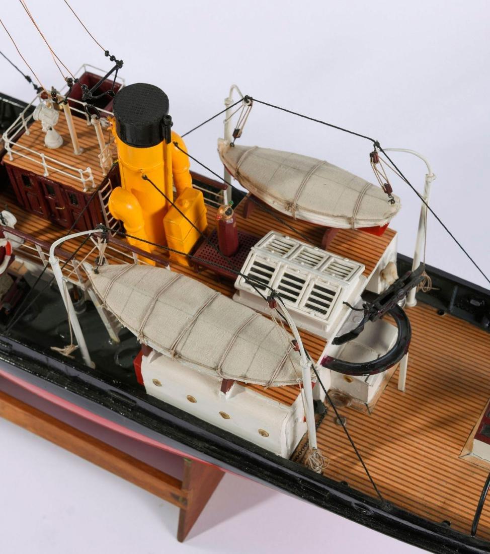 Model steamboat 'Bussard' - 5