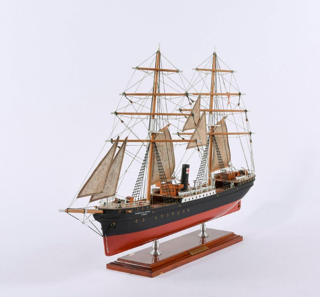 Model screw steamer 'Martin Saenz' - 5