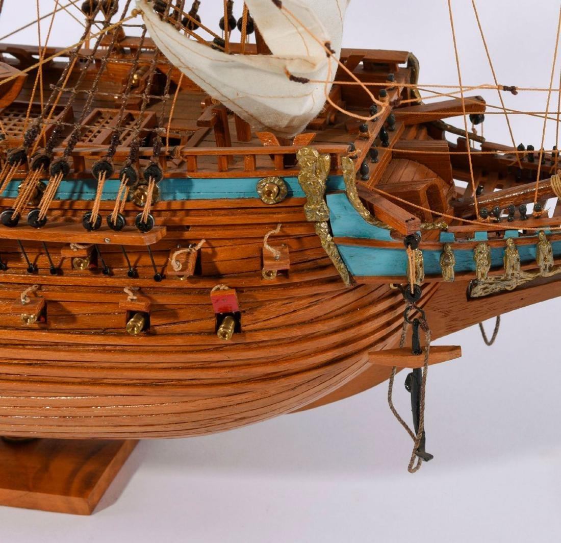 Model three-masted galleon 'Wasa' - 5