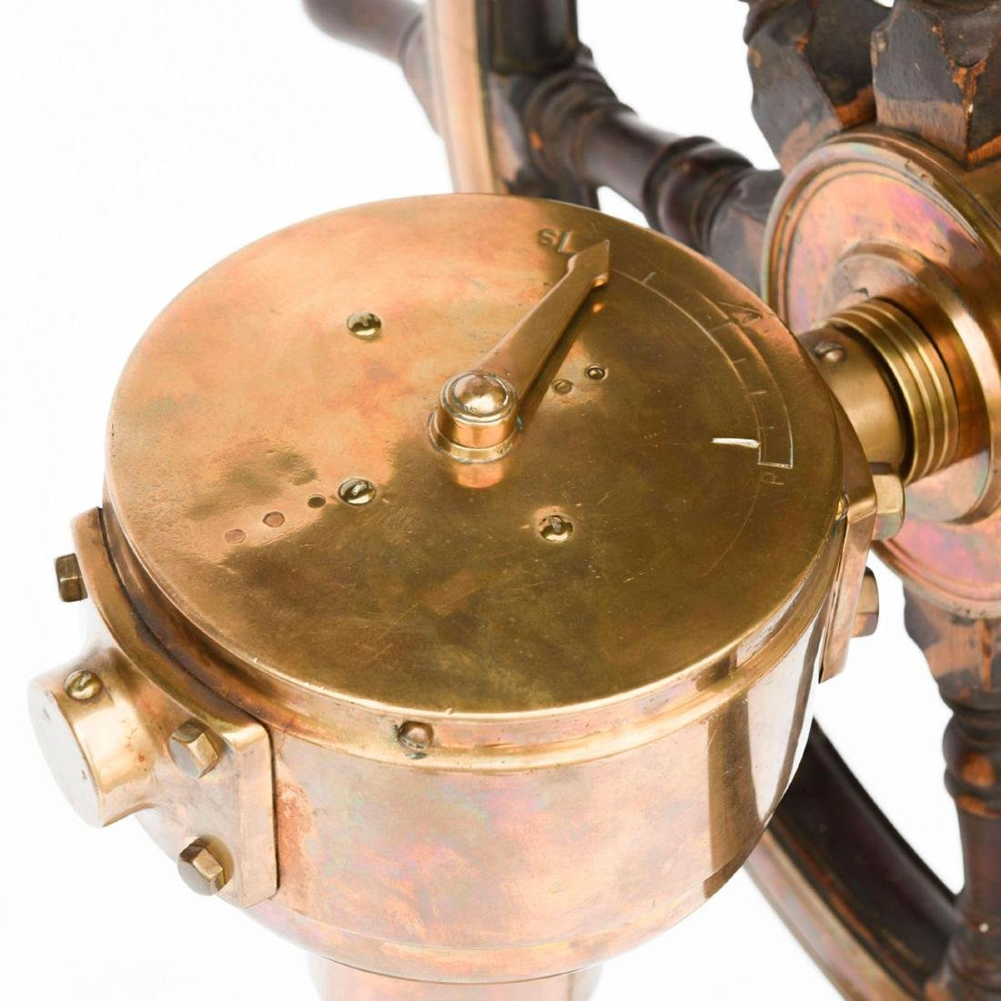Ship's wheel - 3