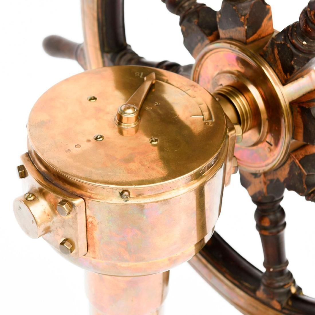 Ship's wheel - 4