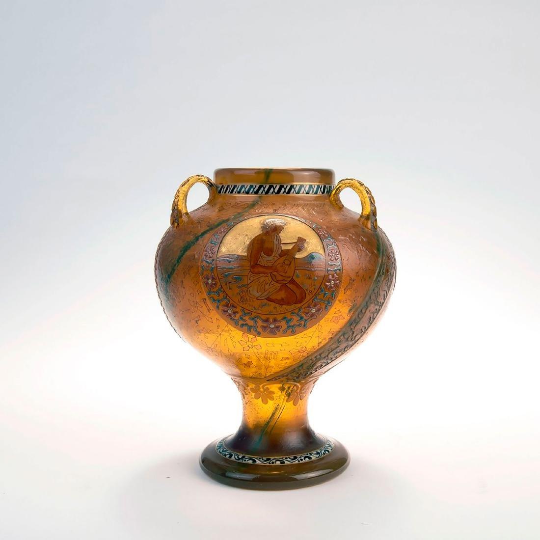 'Echoes of Hellas' vase with handles, 1895-1900 - 2