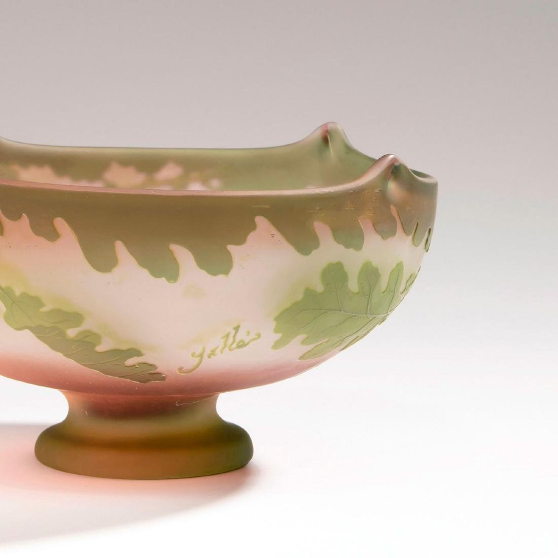 Footed 'Chene' bowl, 1902-04 - 3