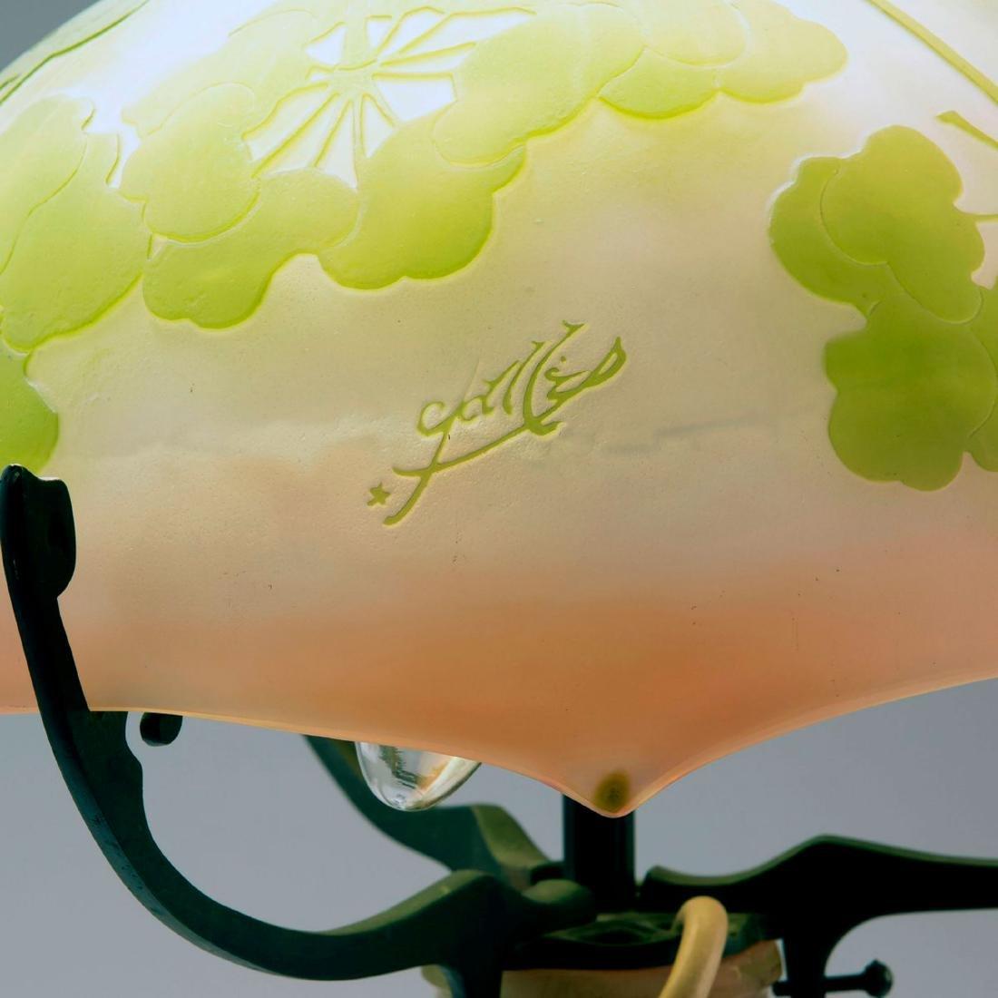 'Ombelles' table light, 1905-06 - 3