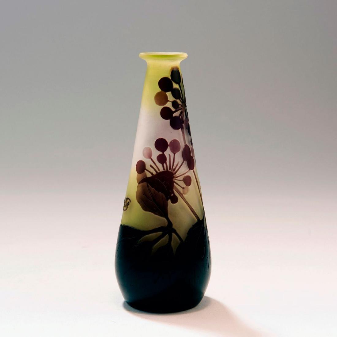 Small 'Ombelles' vase, 1906-14