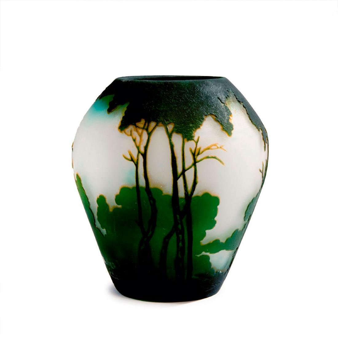'Paysage' vase, 1920s