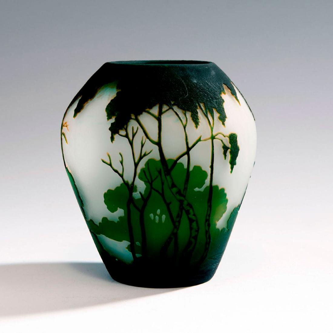 'Paysage' vase, 1920s - 2