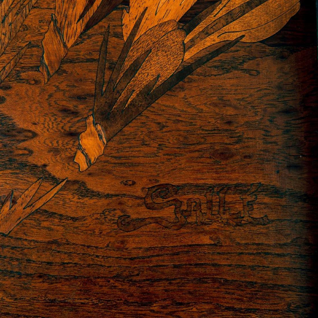 'Crocus' tray, c. 1900 - 4
