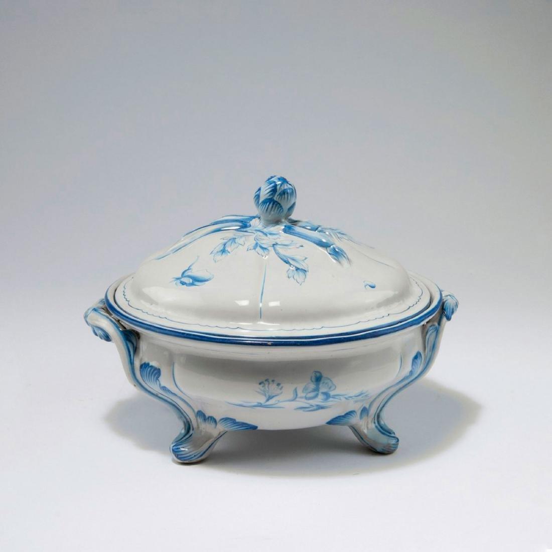 Lidded turreen, c. 1872 - 2