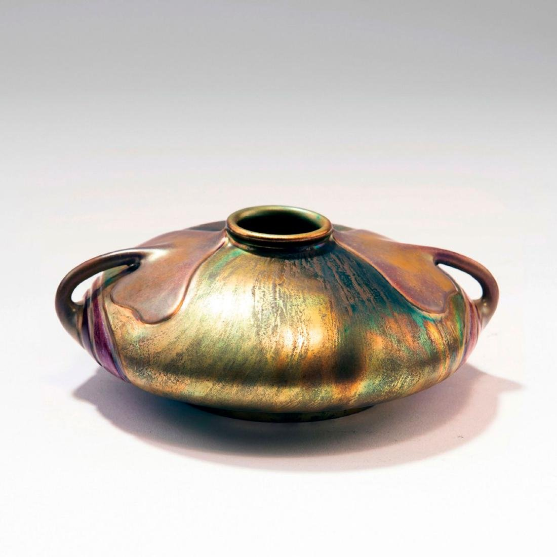 Vase with handles, c. 1906