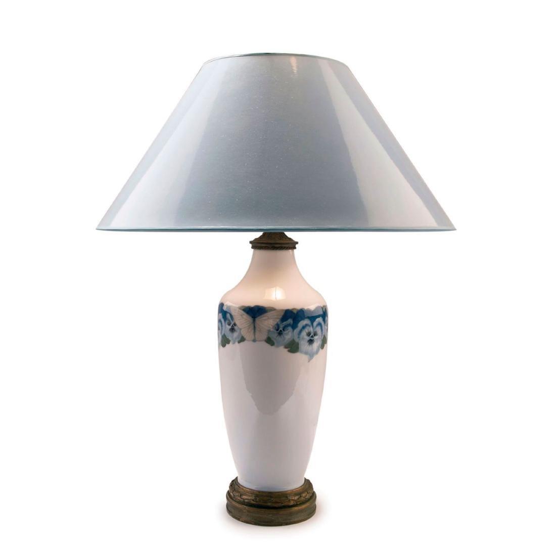 Table light, c. 1920
