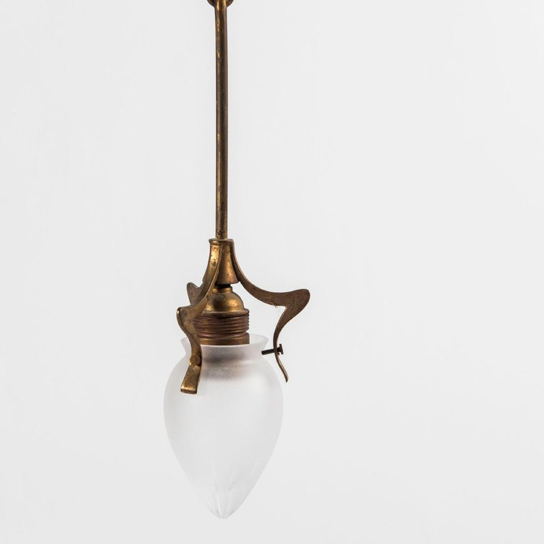 Ceiling light, c. 1910 - 5