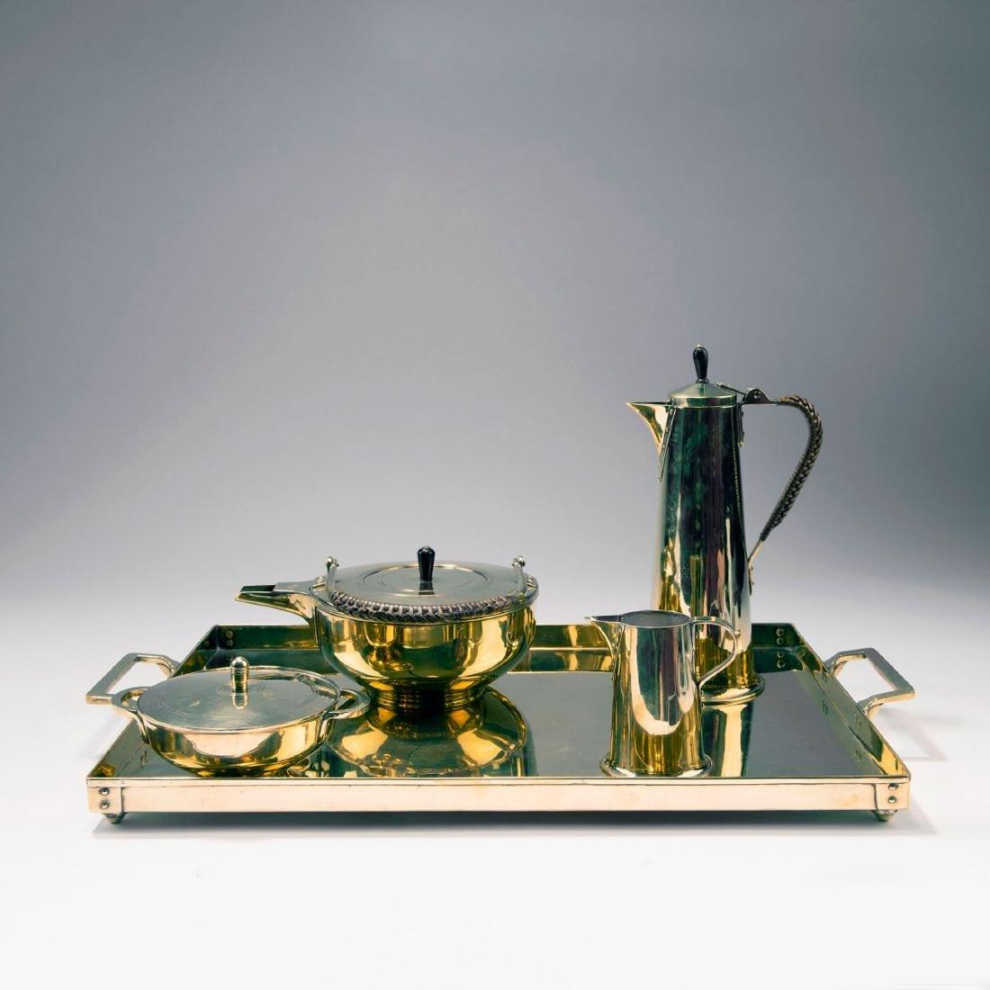 Tea set, c. 1910