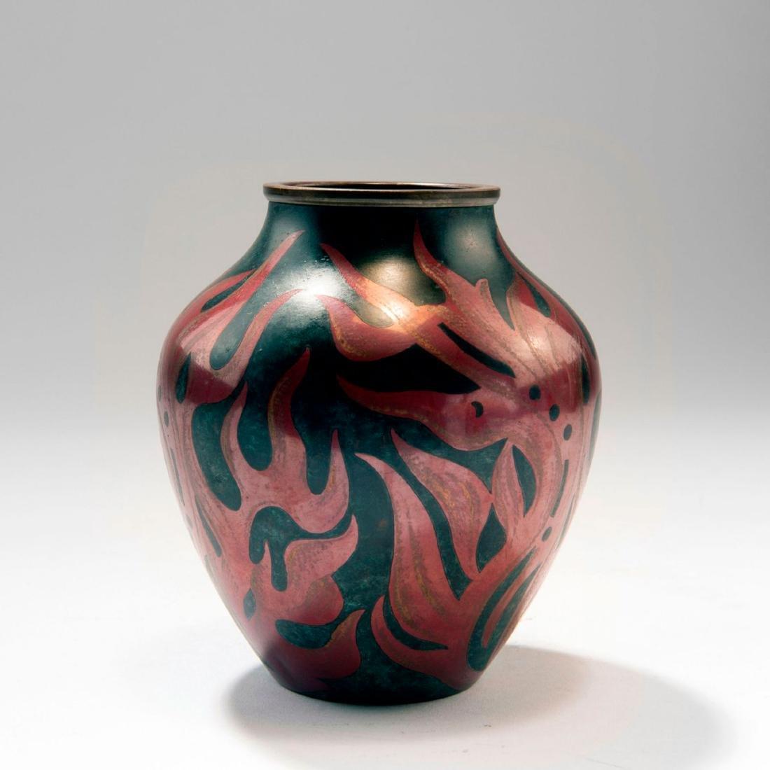'Ikora' vase, 1930s - 2