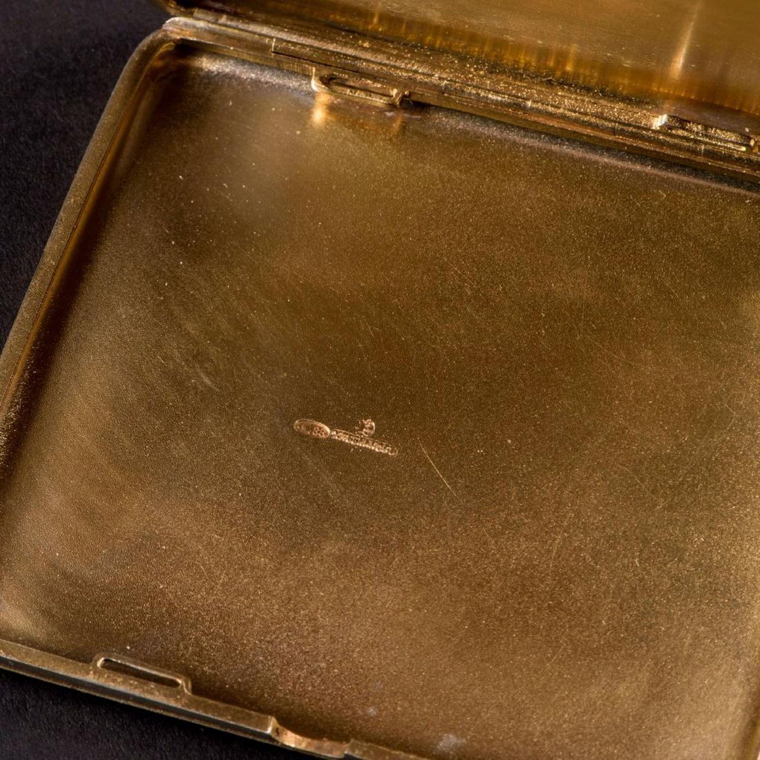 Cigarette case, c. 1917 - 3