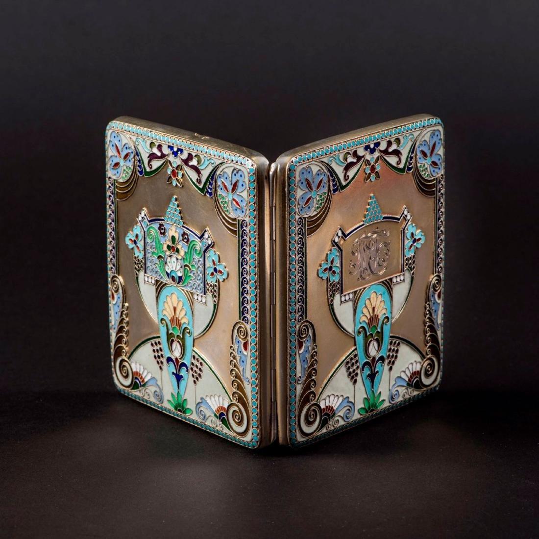 Cigarette case, c. 1917 - 5
