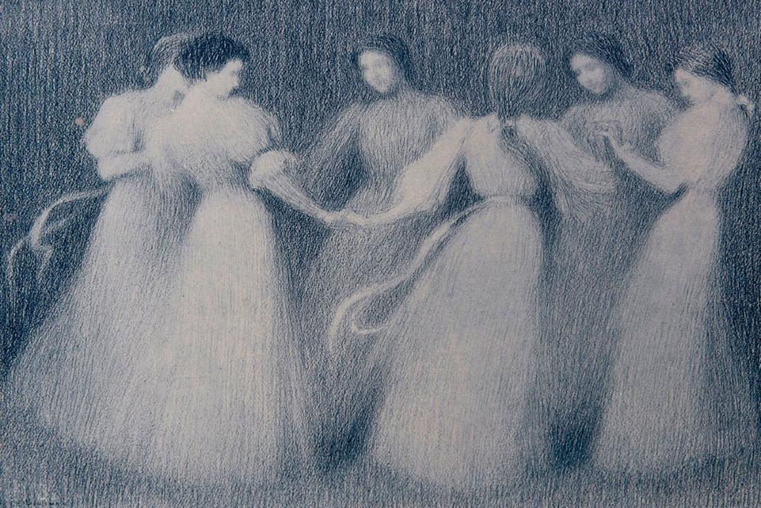 'La Ronde', 1899