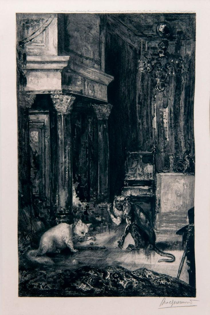 'Fables de La Fontaine', 1886