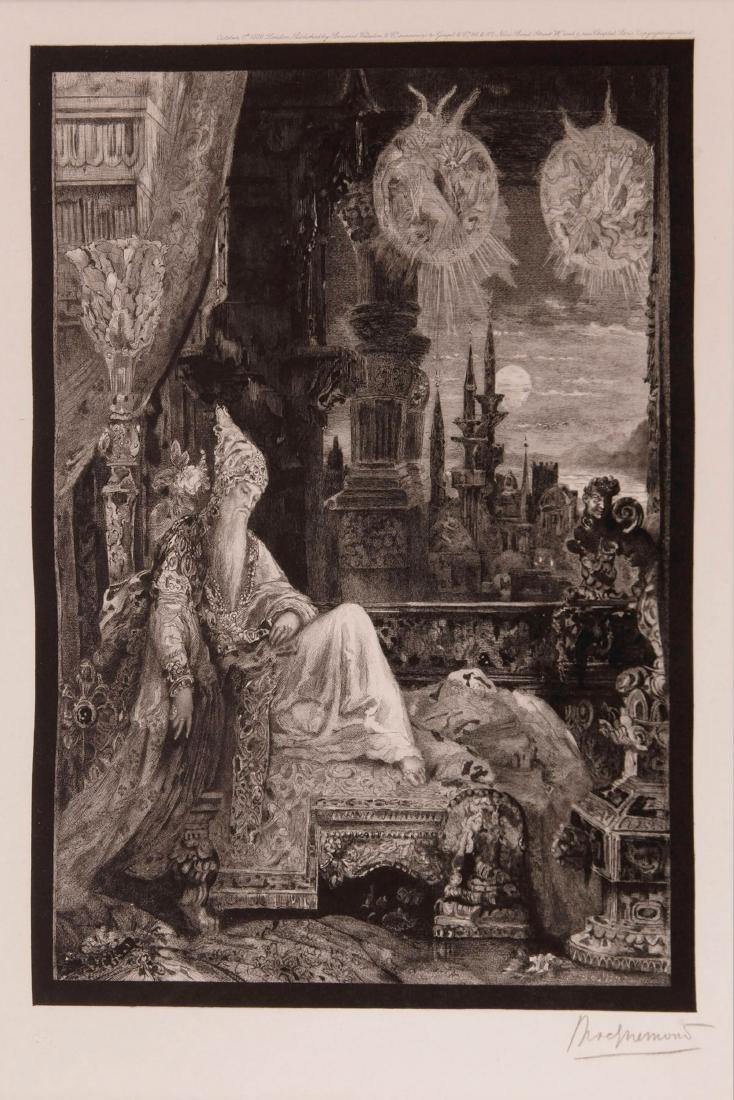 'Fables de La Fontaine', 1886 - 2