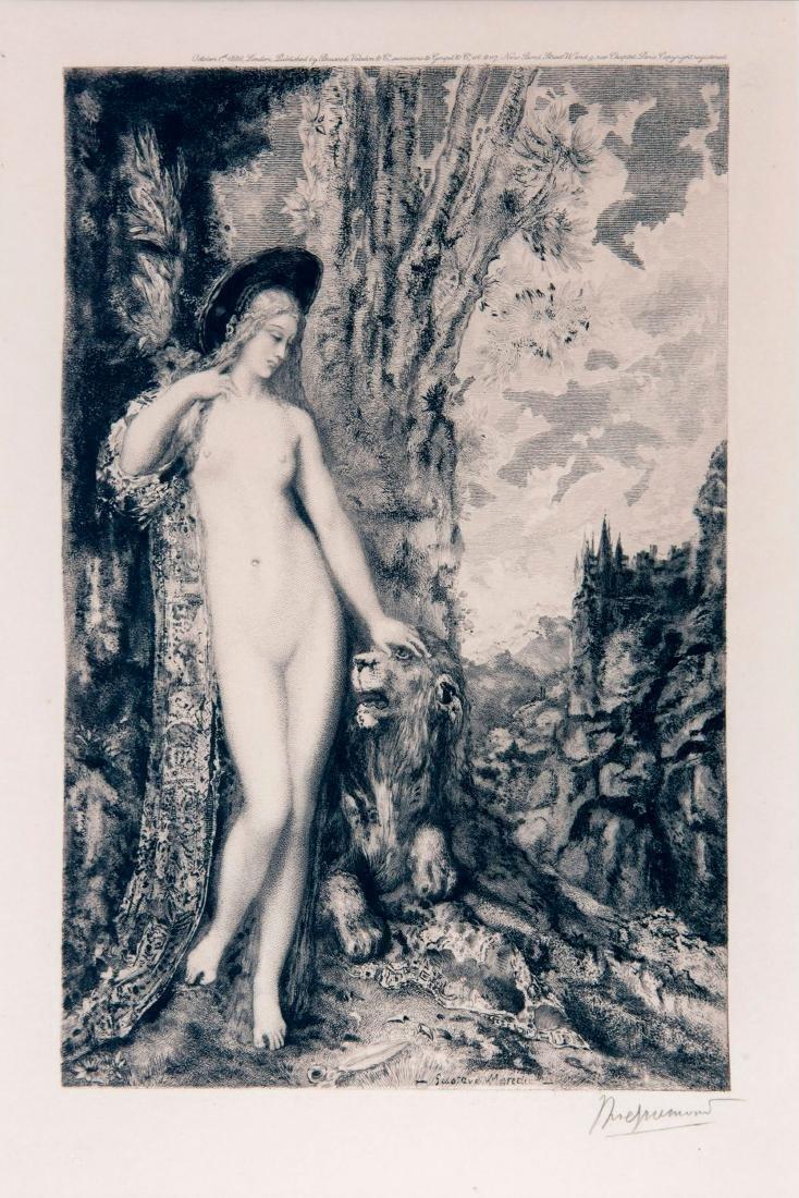 'Fables de La Fontaine', 1886 - 4