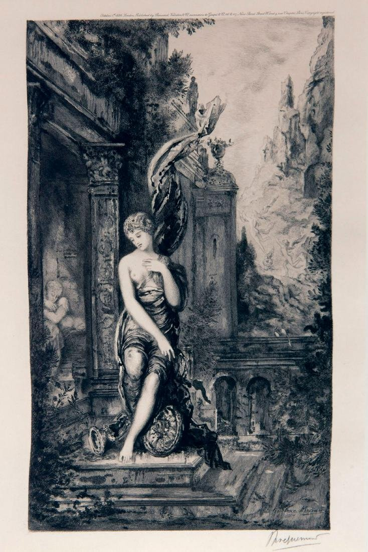 'Fables de La Fontaine', 1886 - 5