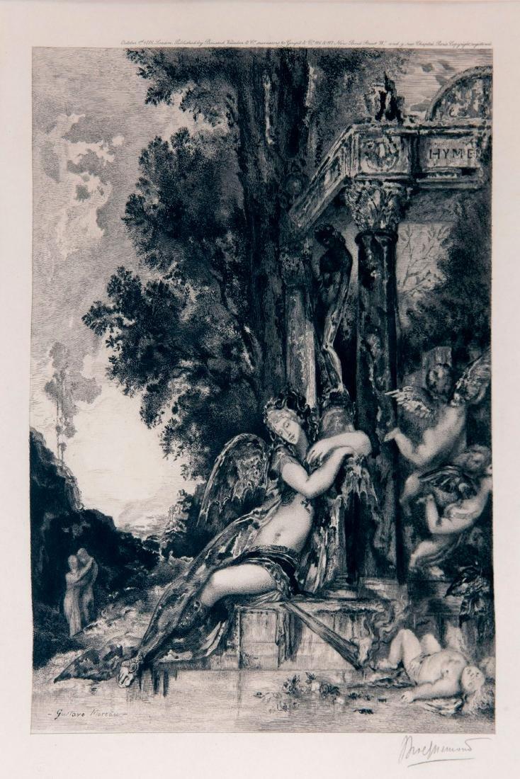 'Fables de La Fontaine', 1886 - 6