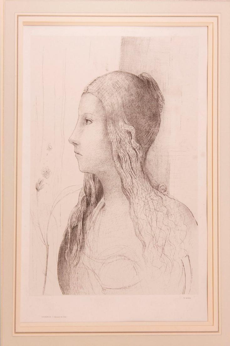 Brunnhilde' (Crepuscule des Dieux'), 1894