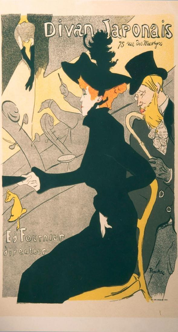'Divan Japonais', 1892