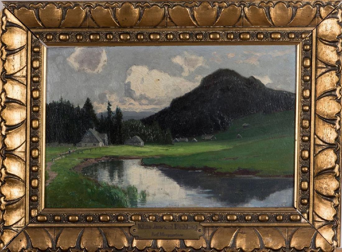 'Klein Iser and Buchburg' (Jizerka and Bukovec), 20th