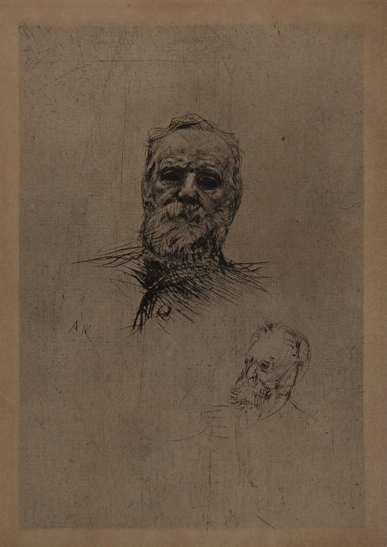 'Victor Hugo', 1885