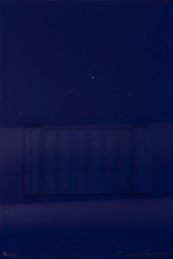 'Difficile Cogliersi (Azzurro)', 2002