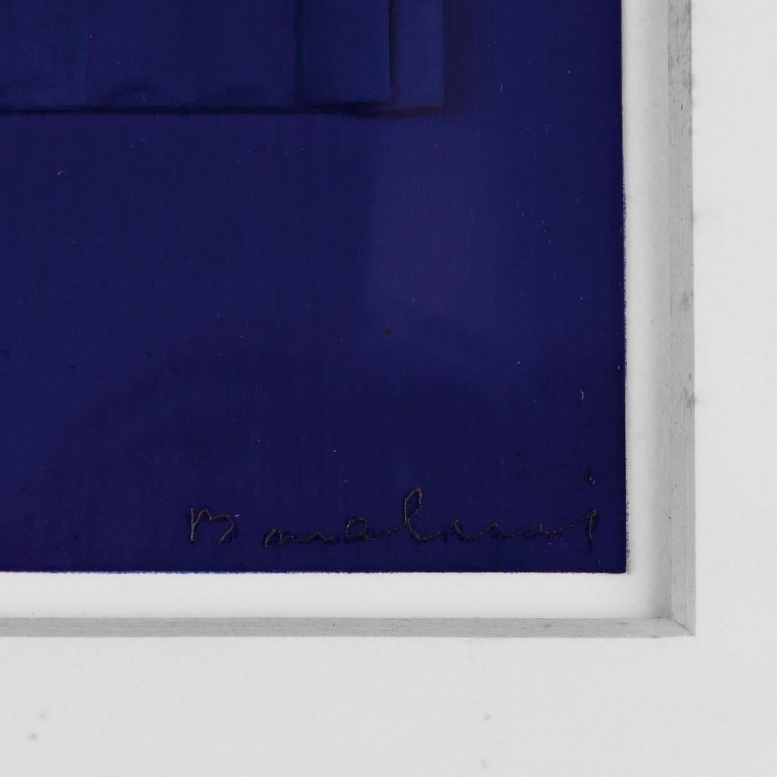 'Difficile Cogliersi (Azzurro)', 2002 - 2