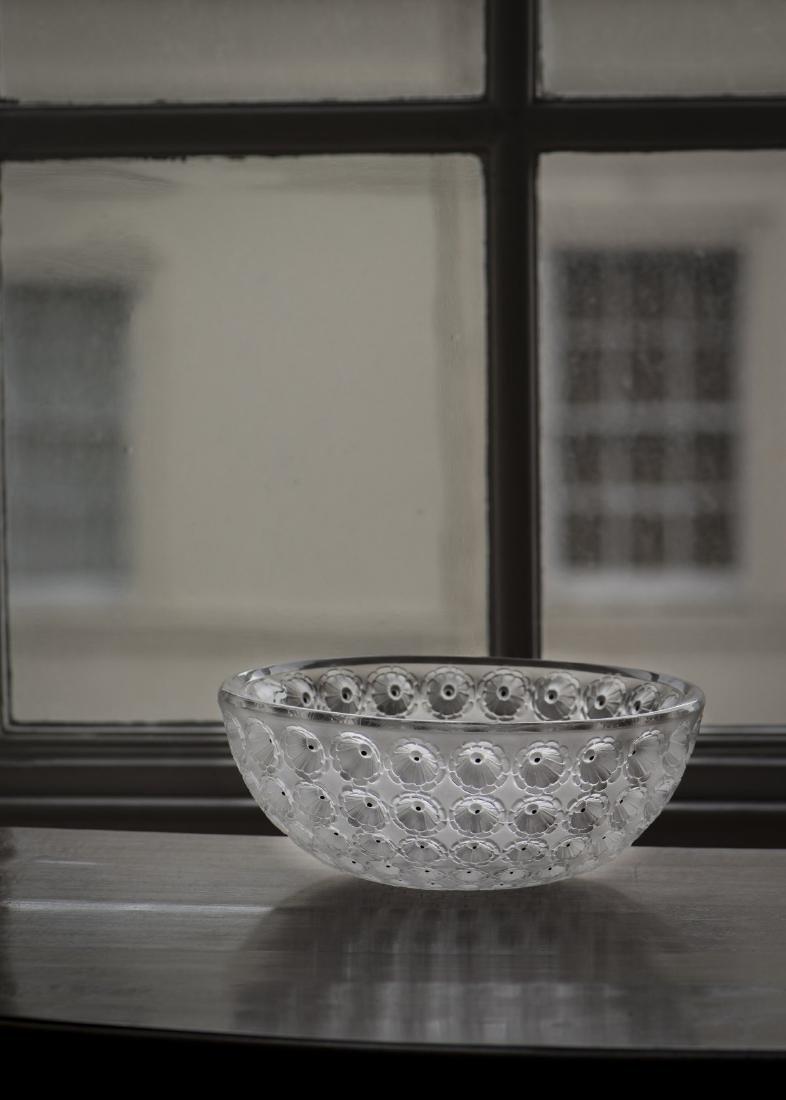 Rene Lalique, 'Nemours' bowl, 1929