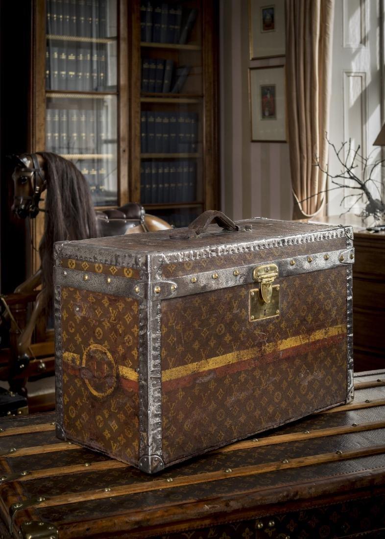 Louis Vuitton, travel trunk, 1900-1914
