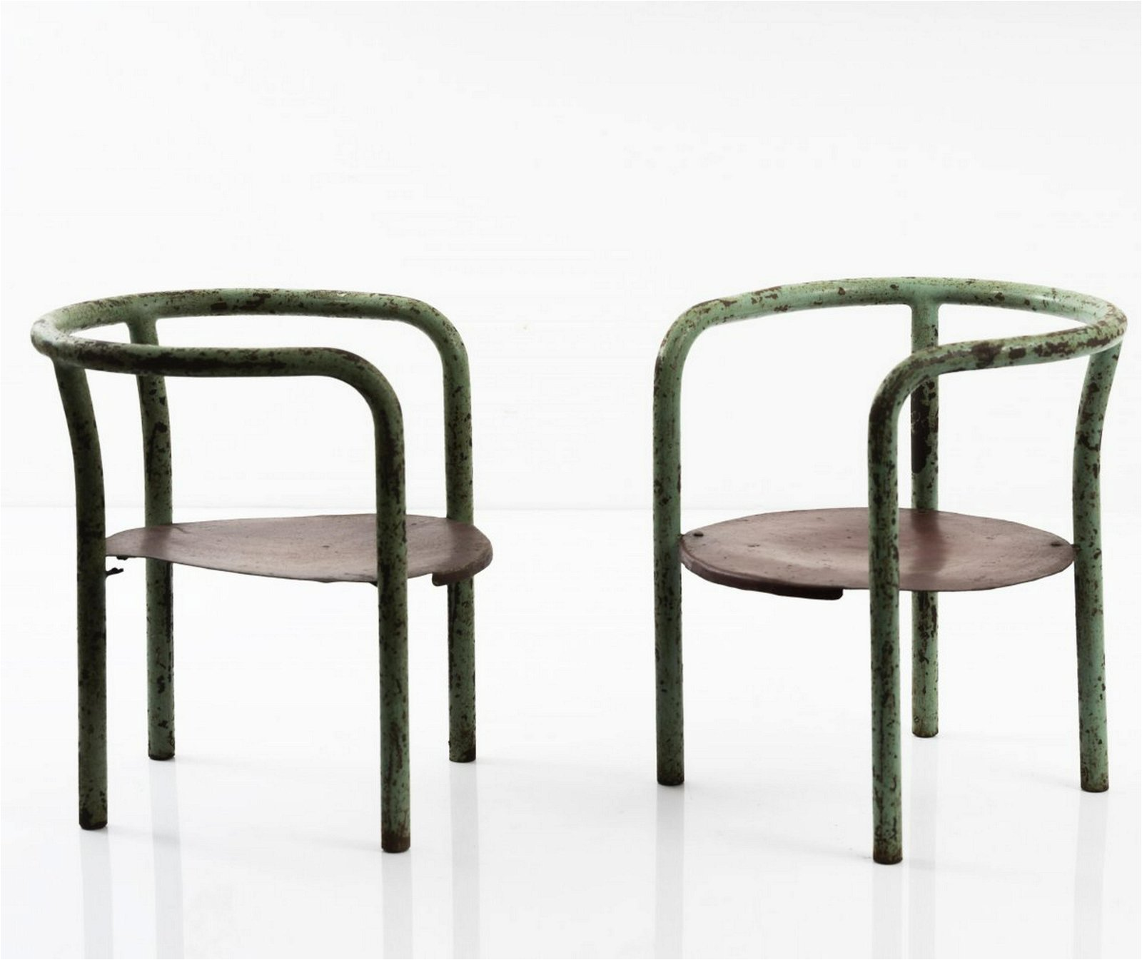 Italy, Two child's chairs, 1930s