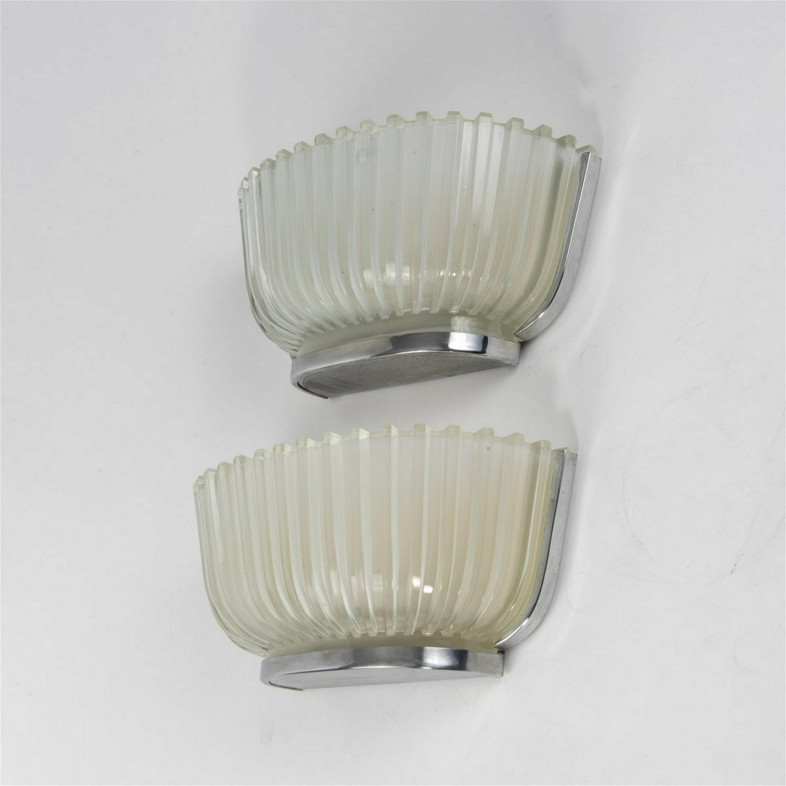 Italy, Two wall lights, 1940s