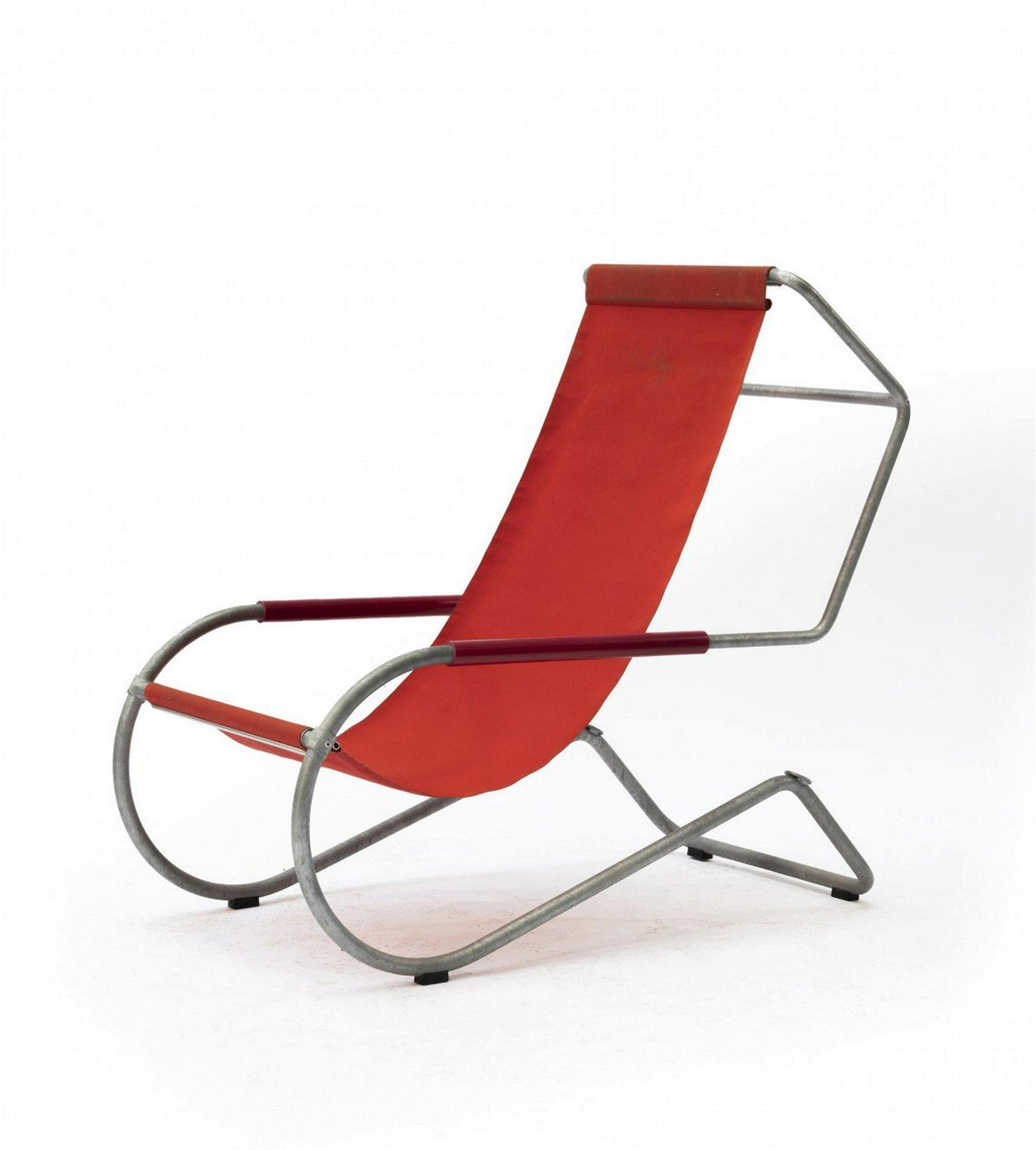 Battista und Gino Giudici, 'Lido' sun chair, 1935
