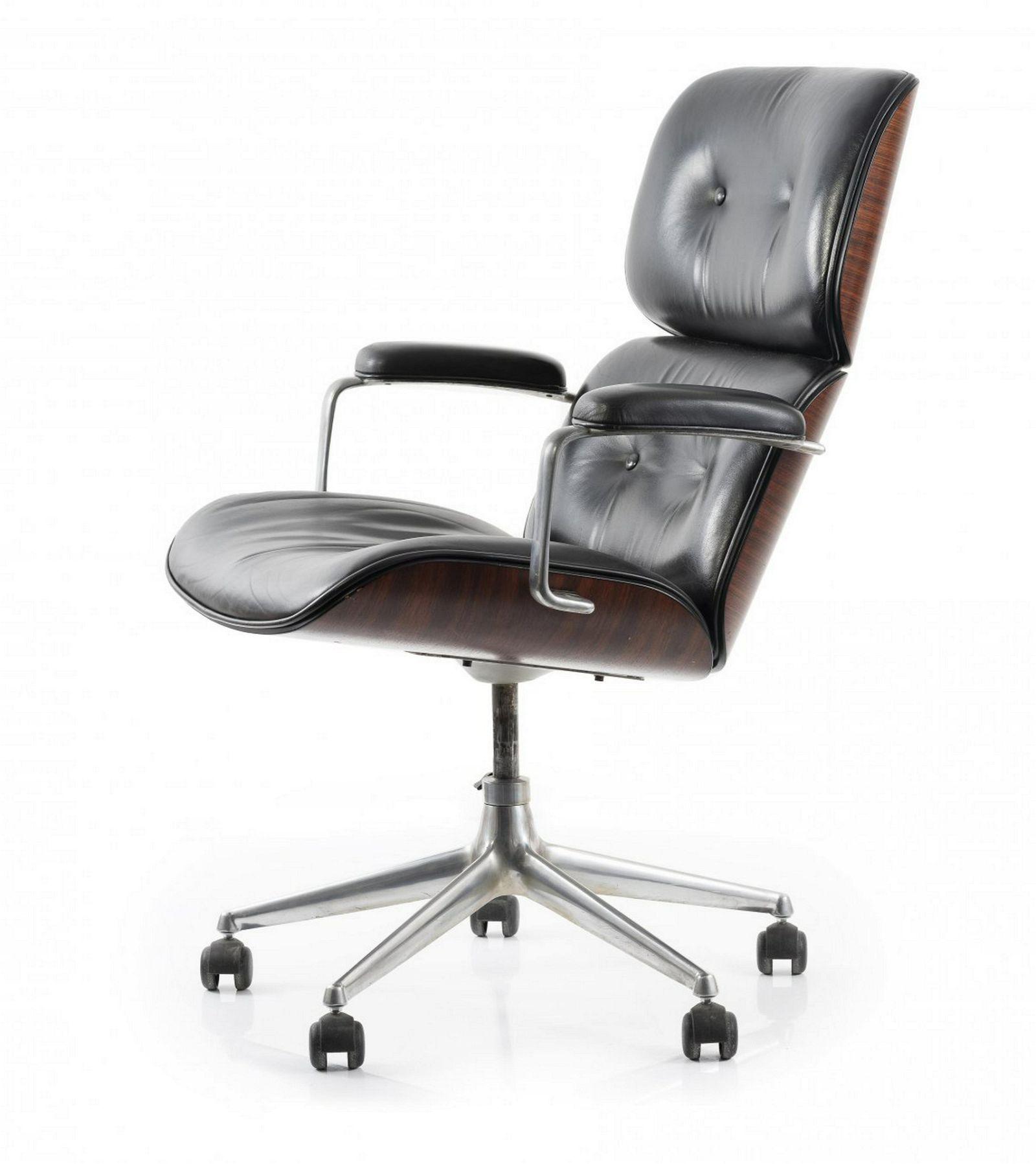 Ico Parisi (attr.), Desk chair, c. 1965