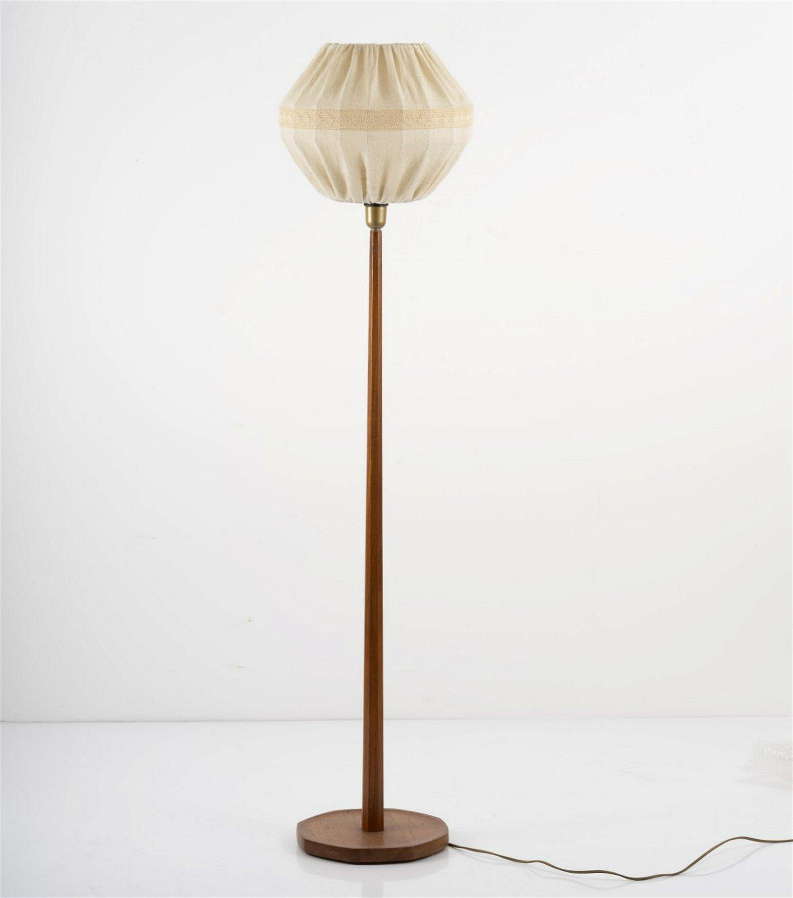 Sweden, Floor lamp, c. 1955