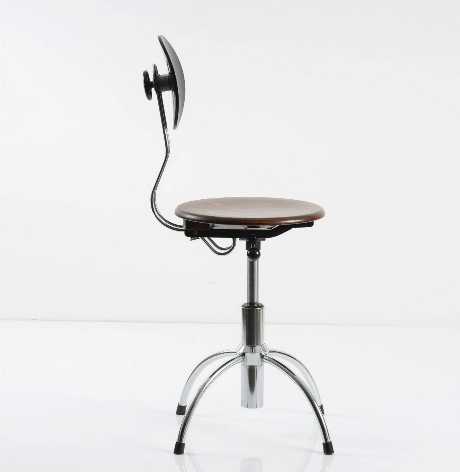 Egon Eiermann, 'SE 41' desk chair, 1951