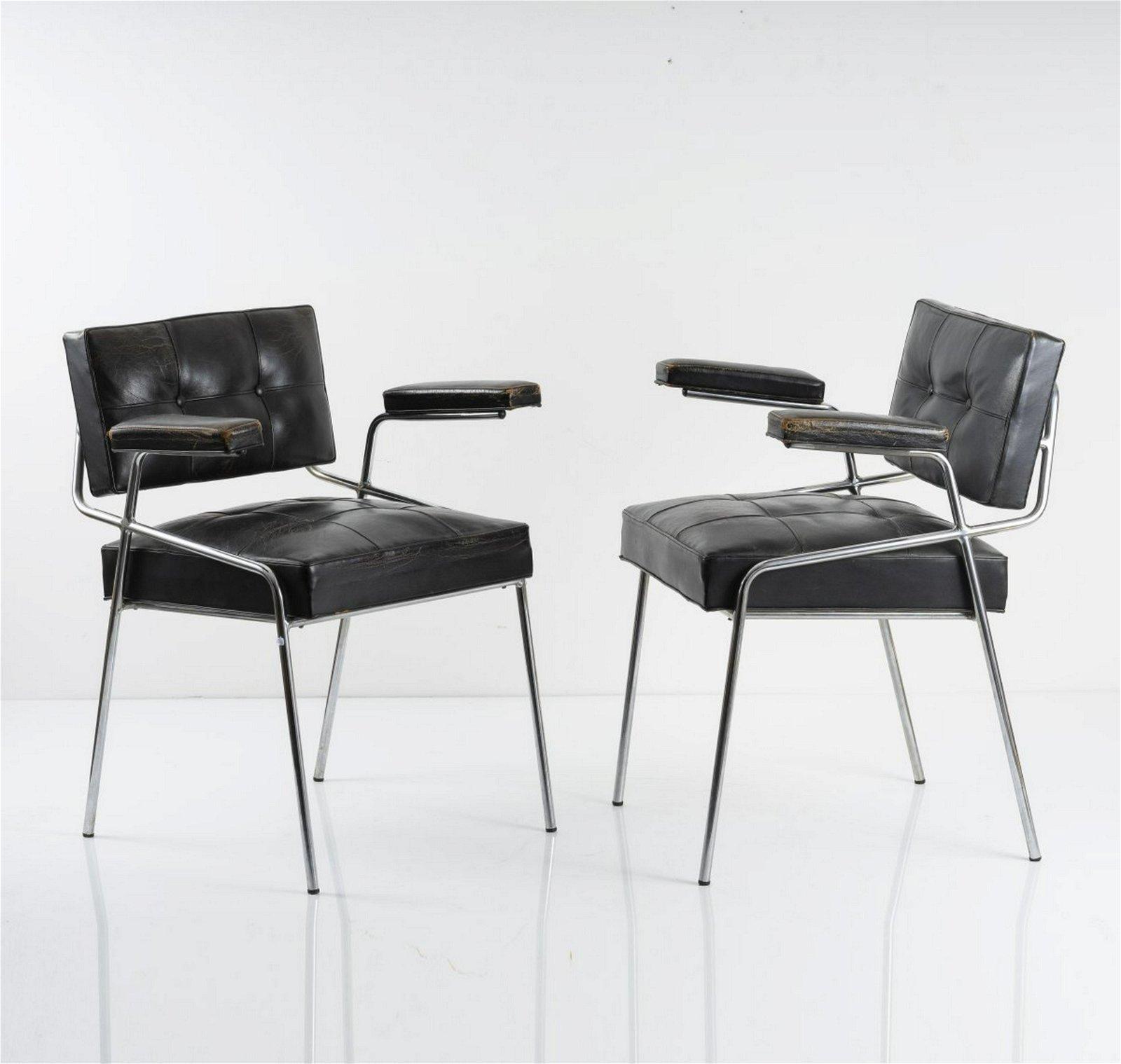 Alain Richard, Two armchairs, 1954