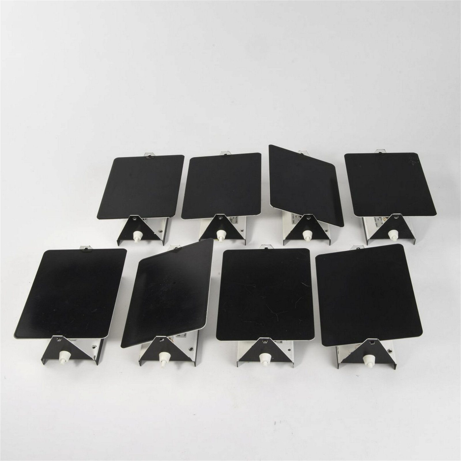 Charlotte Perriand, Eight wall lights, 1963