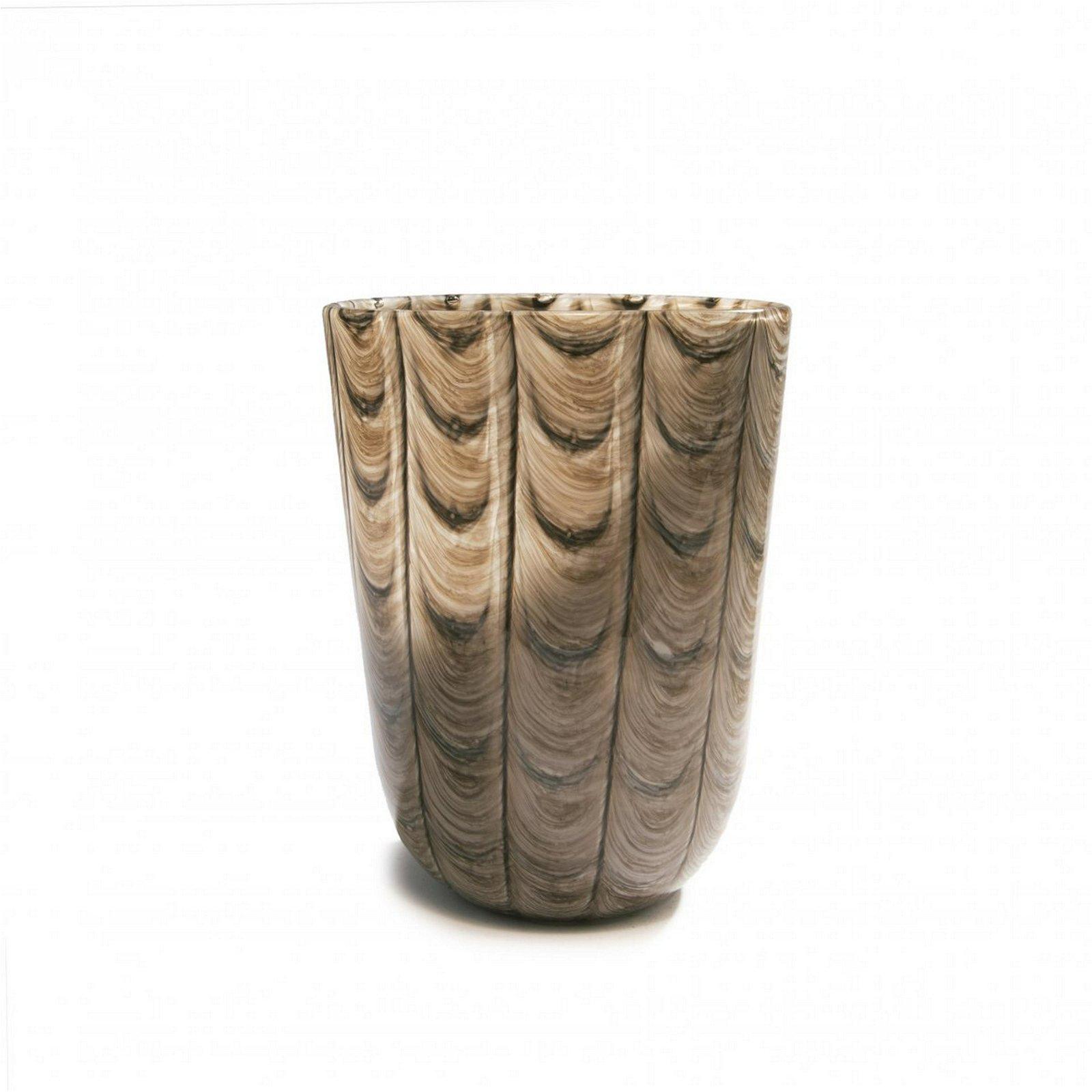 Ercole Barovier, 'Neolitico' vase, 1954
