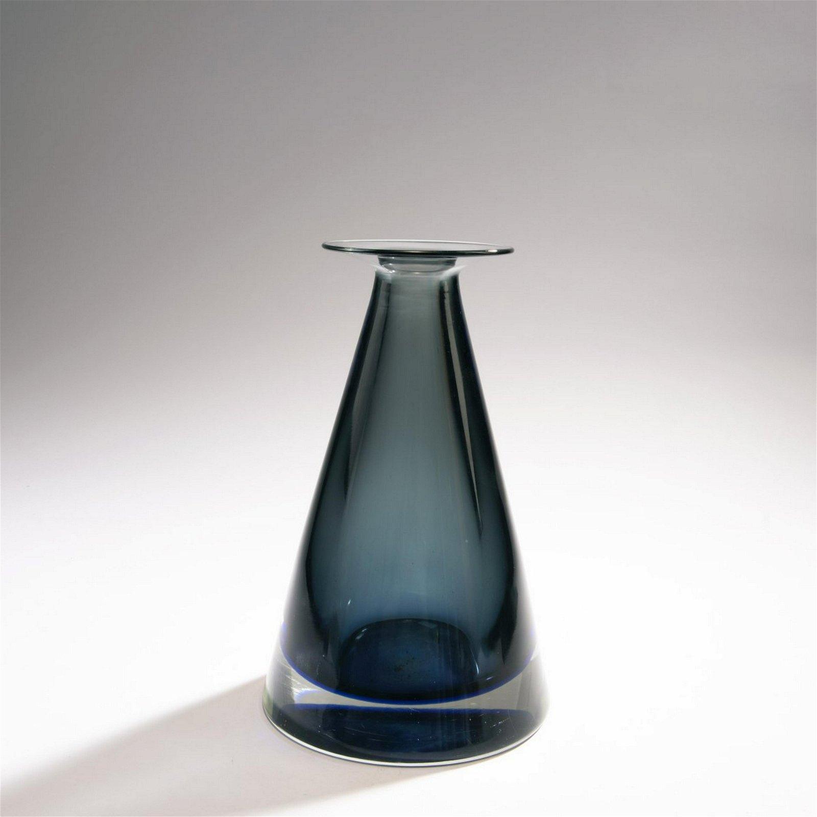 Mario Pinzoni (attr.), 'Sommerso' vase, c 1965