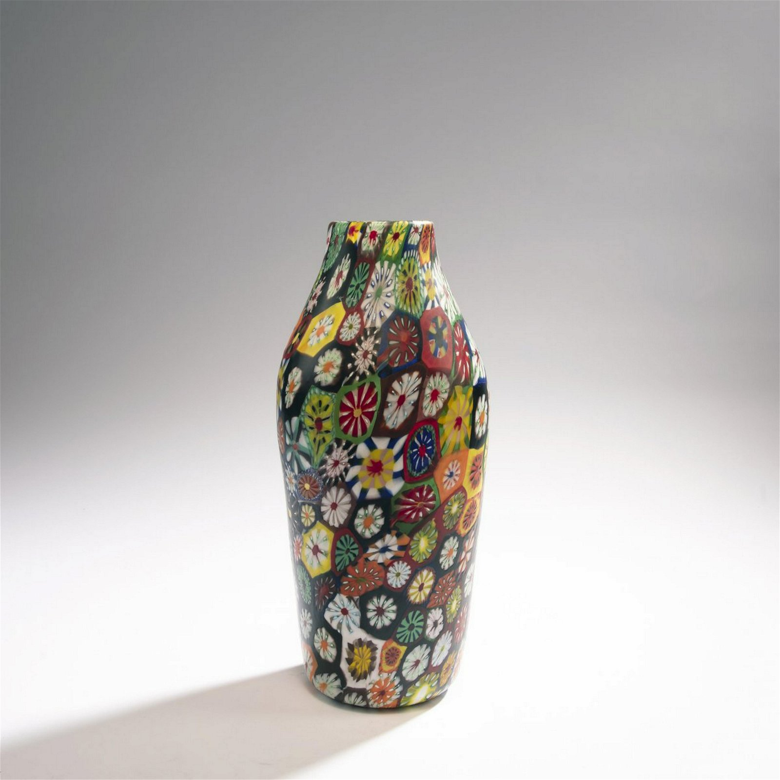 Ermanno Toso, Vase 'A murrine', 1950s